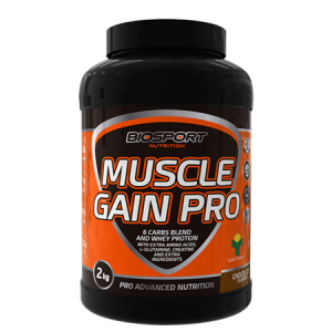 MUSCLE GAIN PRO – 2kg