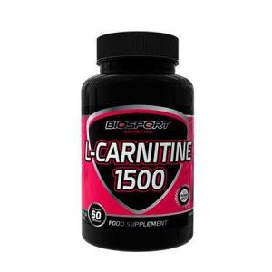 L-CARNITINE 1500 – 60 Caps