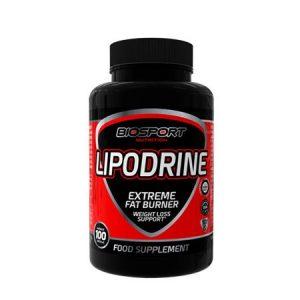 LIPODRINE – 100 Caps
