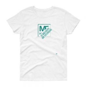 Mufit SMFQTE – Camiseta de manga corta mujer